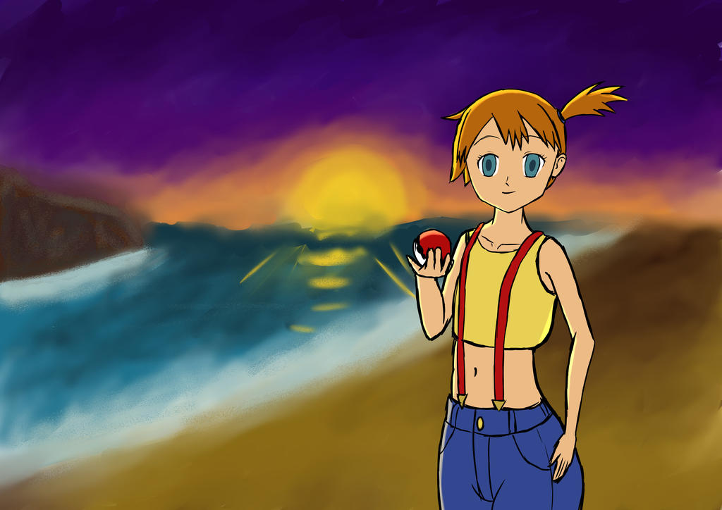Misty Sunset Battle by frolka