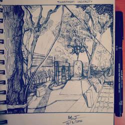 Ink: Thammasat University