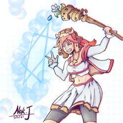 Natalie (Epic Battle Fantasy)