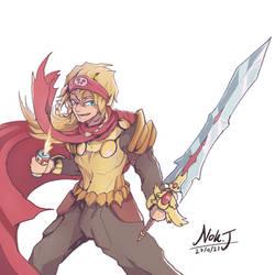 Matt (Epic Battle Fantasy)