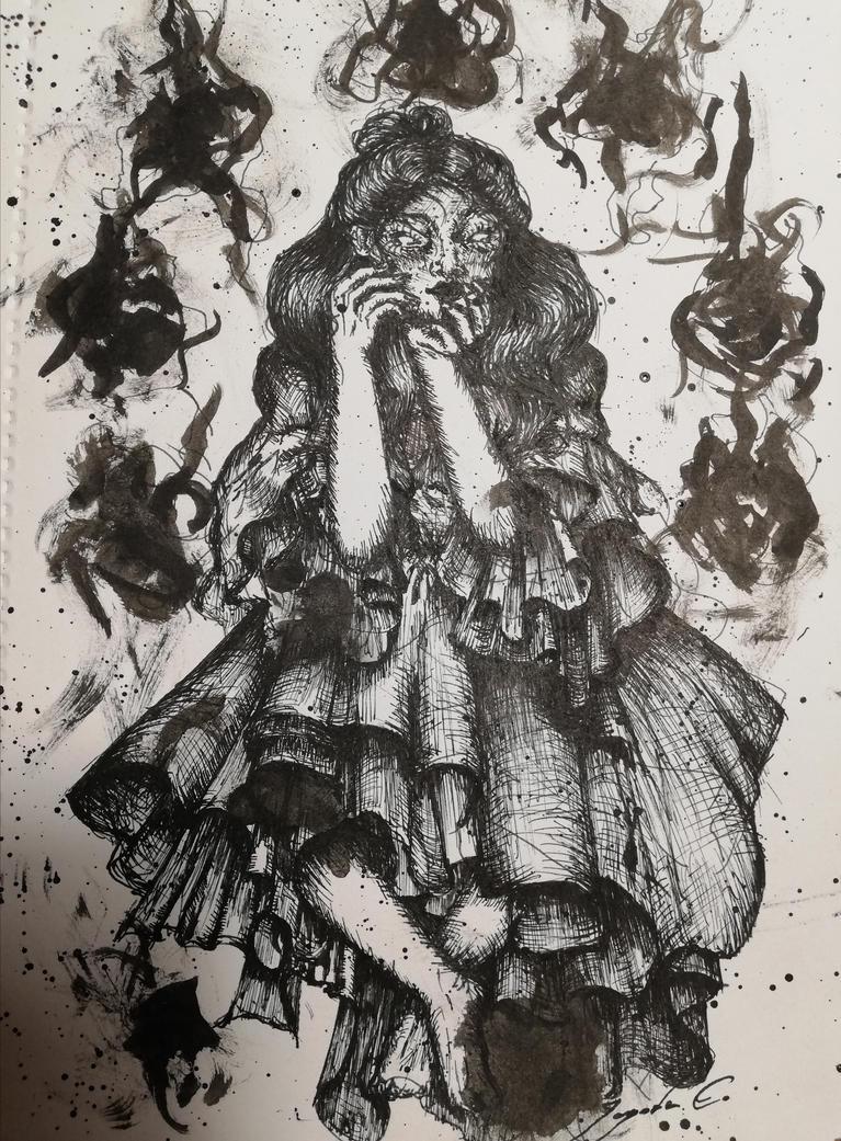 Seven magics by CyanBerryy