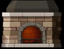 Fireplace by sneezeupyournostrils