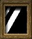 Old Wooden Picture Frame by sneezeupyournostrils