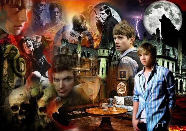 Doctor Who, Jesse, Jeremy and Dark Shadows fan fic by truecalling