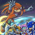 Knuckles Boom!