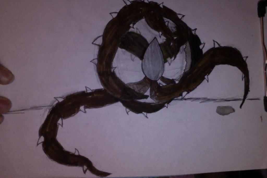 Bad seed by McKennaspy101