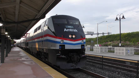 Amtrak P091-07 6-8-19