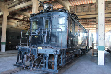 Piedmont And Northern GE 63 ton Boxcab #5103