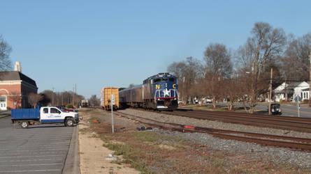 Amtrak 076 1-12-21