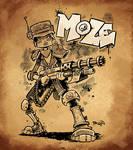 Borderlands 3 - Moze