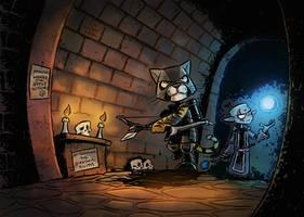 Elder Scrolls Online by Craigbruynart