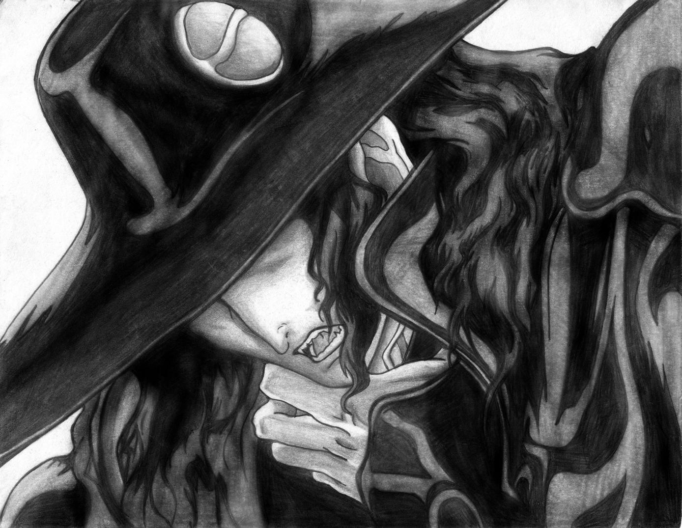D by SpookyCasper