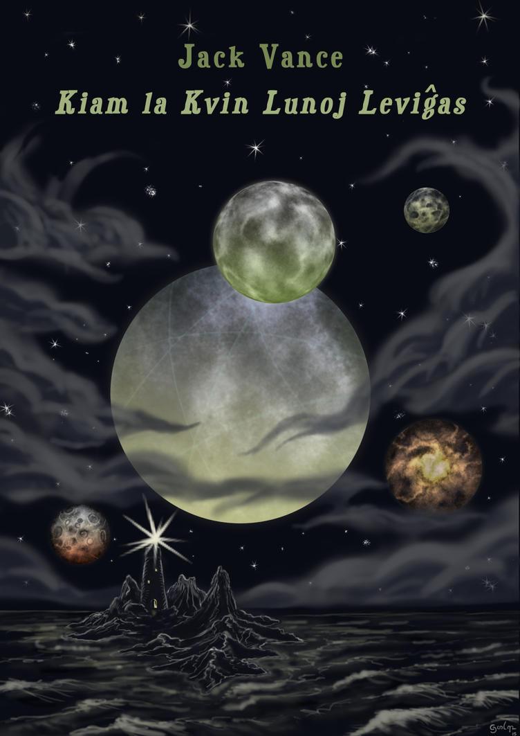 cover Kiam la Kvin Lunoj Levigxas by Aplonis