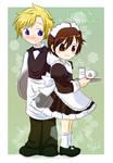 Tamaki -and- Haruhi