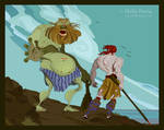 Cyclops and Odysseus