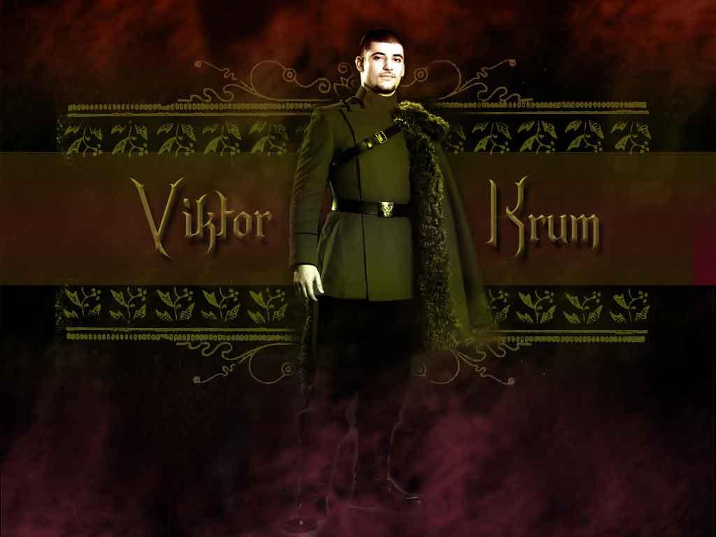 viktor krum by Mazaskaneko