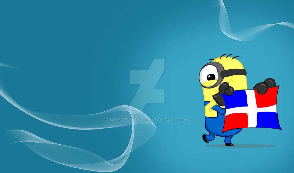 Minion Wallpaper Dominican Dominicano By Masteryank
