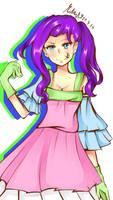 Saki : My Oc