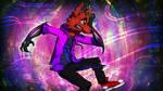 Glitch (+video) [Pyrocynical fanart]