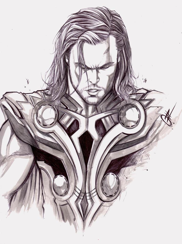 Thor by rockzpike1600