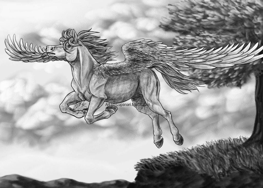 newest 7d59f 695e0 Take Off Pegasus by Howling-Wolf ...