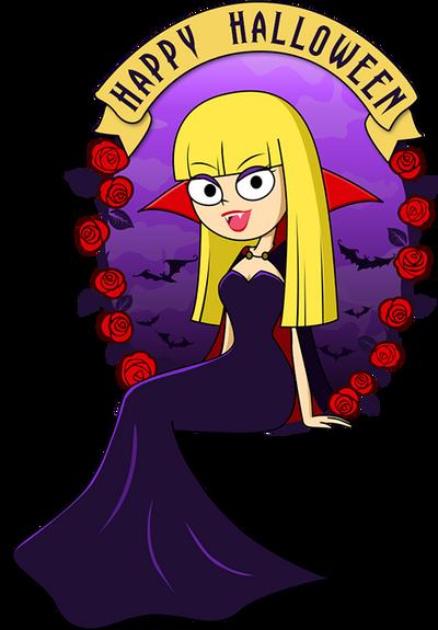 Vampire Kendall by XsiempreFanCSY
