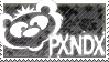 Pxndx Stamp by SpottedpeIt