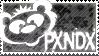 Pxndx Stamp by SpottedpeIt