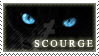 Scourge Stamp by SpottedpeIt