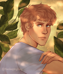 Adam Parrish by MariaAart