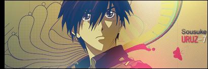 Sagara Sousuke Signature II by Dean-kun