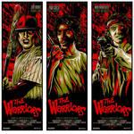 The Warriors Pop art