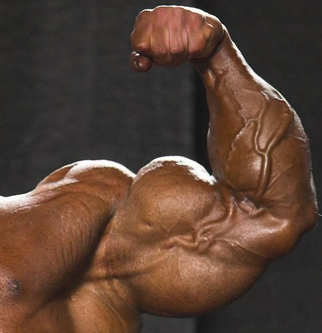 Gallery For > Flexing Biceps