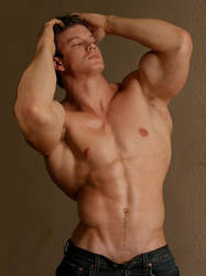 Muscular Temptation by n-o-n-a-m-e
