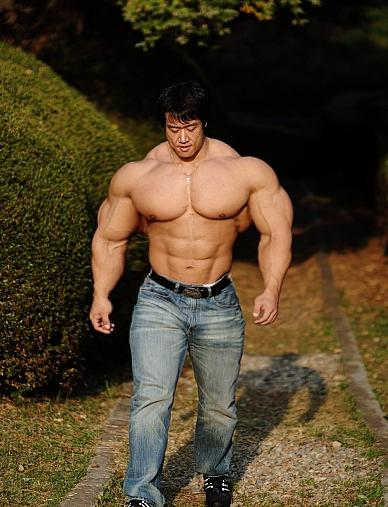 Muscular Nature by n-o-n-a-m-e on DeviantArt