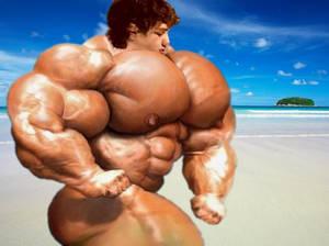 Beach Muscle Dream - n-Tribute