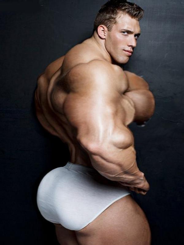 Regret, that Huge male pecs morph
