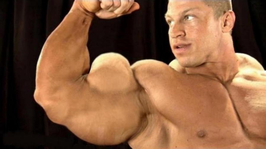 Cheeky Muscle
