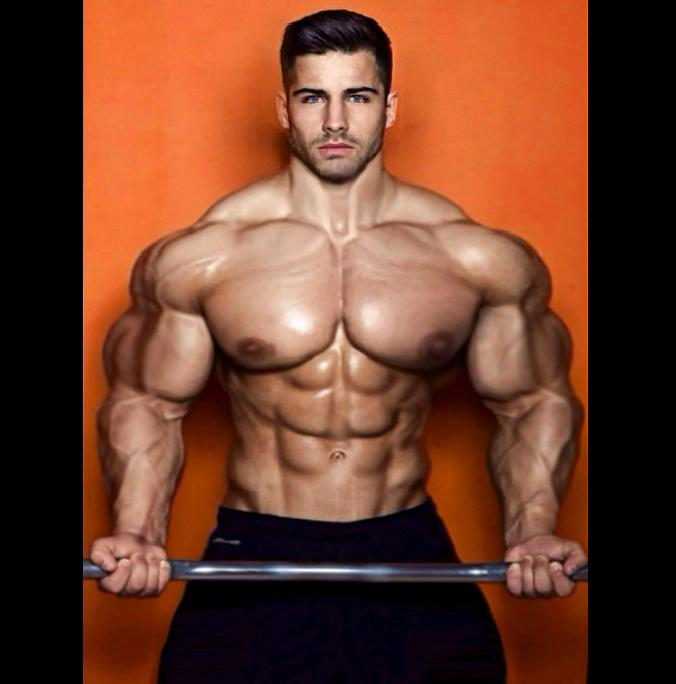 Astonishing Muscle 2 by n-o-n-a-m-e on DeviantArt