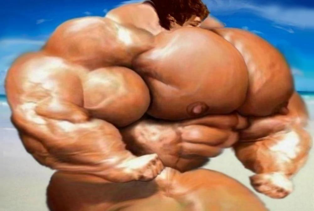 biggest muscles ever - 1000×671