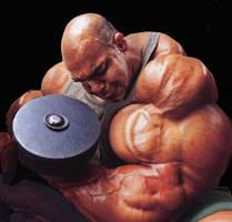 Gigantic Biceps - Bigger