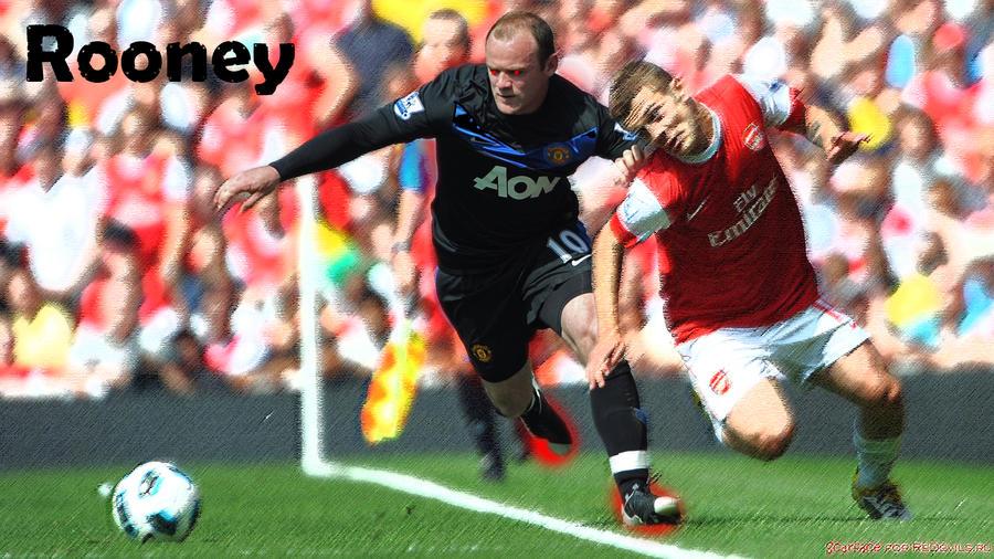 Wayne Rooney - Power by ShadowplayCJ