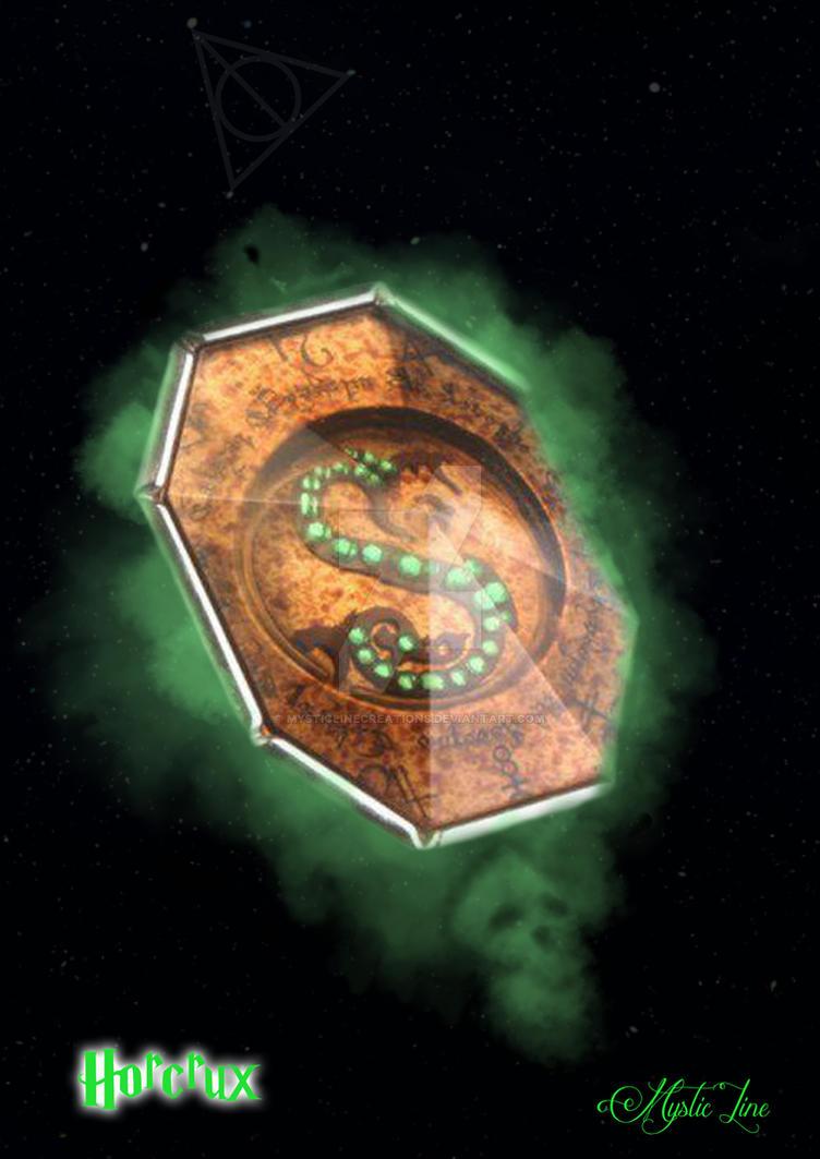 Horcrux Salazar Slytherin by MysticLineCreations