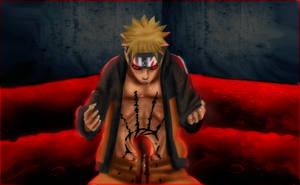 Naruto Broken Seal by DIABLO123456