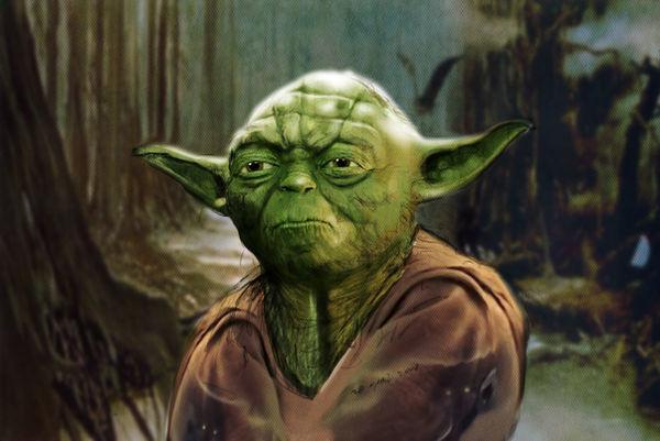 Jedi Master Yoda by DIABLO123456
