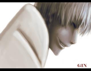 Ichimaru Gin by DIABLO123456