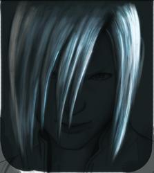 Final Fantasy7 Kadaj hair tut by DIABLO123456
