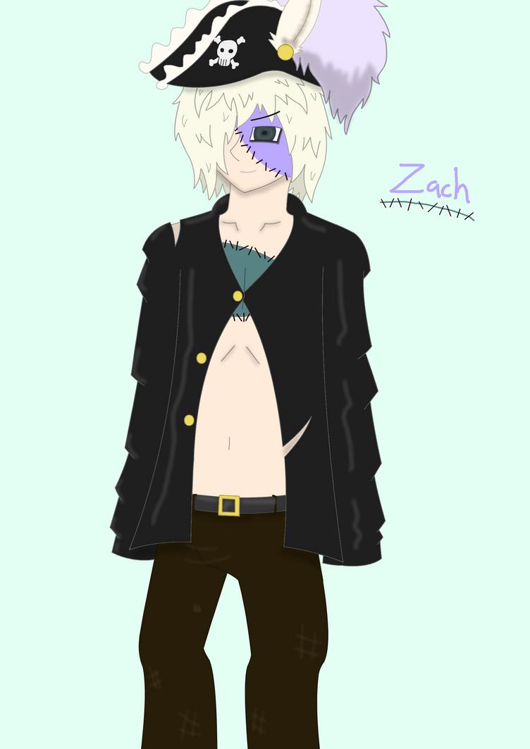Zach by XDTheSnivy