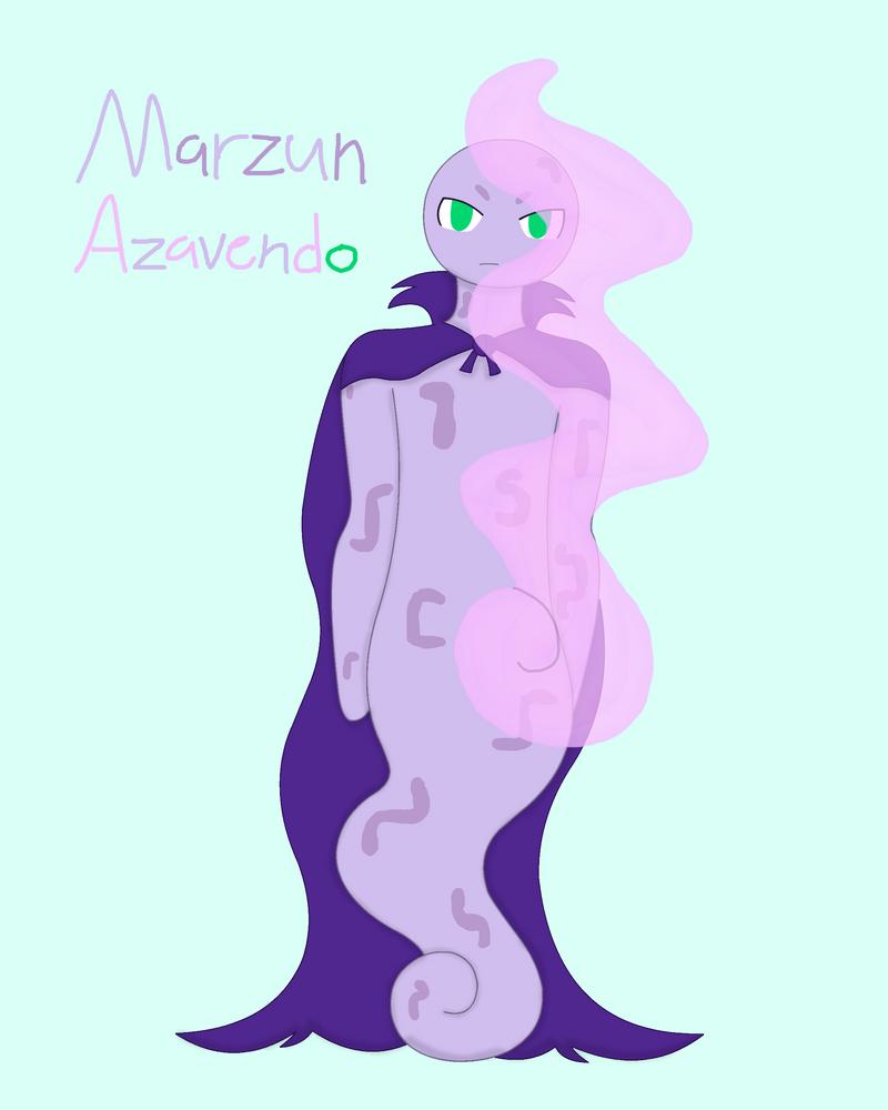 Marzun Azavendo by XDTheSnivy