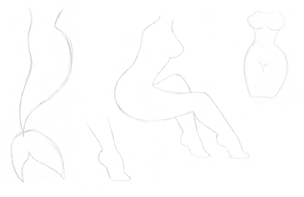 Sketch Dump 33 by XDTheServine